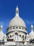 Montmartre facade Stock Image