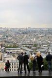 Montmartre Hügel stockfotografie