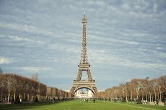 Montmartre magia Obraz Stock