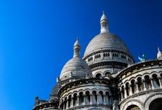 Montmartre in Parijs Royalty-vrije Stock Fotografie