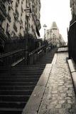 Montmartre, Paris Imagem de Stock
