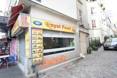 Montmartre. Paris Stock Photography