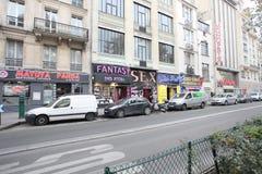Montmartre. Paris Stock Image