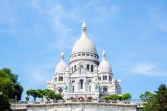 Montmartre Paris France Stock Images