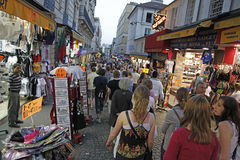 Montmartre, Paris France Royalty Free Stock Photography