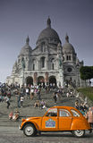 Montmartre, Paris Royalty Free Stock Image