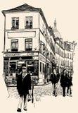 Montmartre Paris Royalty Free Stock Image