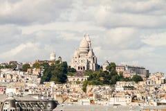 montmartre Paryża Fotografia Stock