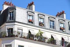 Montmatre district Paris France Stock Photos