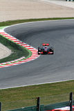Montmelo F1 GP Stock Photography
