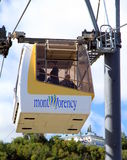 Montmorency Cable Car Royalty Free Stock Photo
