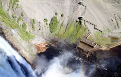 Montmorency Falls Royalty Free Stock Photo