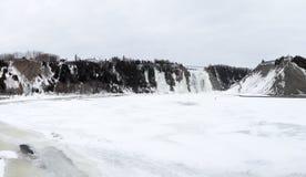 Montmorency Falls Stock Photos