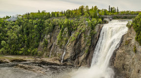 Montmorency Falls Stock Images
