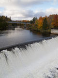 Montmorency Falls, Quebec, Canada Royalty Free Stock Image