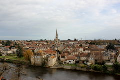 Montmorillon, France Photo libre de droits