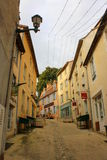 Montmorillon, Frankreich Lizenzfreies Stockbild