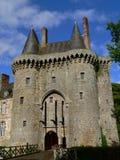 montmuran les iffs de Франции замка Стоковые Фотографии RF
