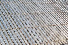 Montón abstracto de las conexiones del metal, tecnología moderna, Imagenes de archivo