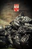 Montón de basura Imagen de archivo