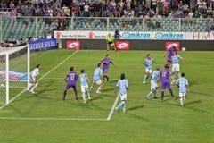 Montolivo in Fiorentina vs Napoli Stock Photo