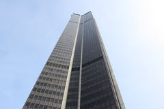 Montparnasse塔 免版税库存照片