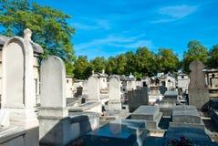 Montparnasse Cemetery Stock Images
