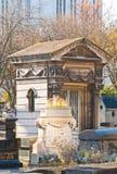Montparnasse cmentarz Zdjęcia Stock