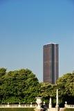 Montparnasse Kontrollturm stockfoto