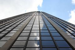 Montparnasse Tower, Paris Stock Photos