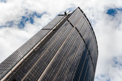 Montparnasse tower Paris Stock Image