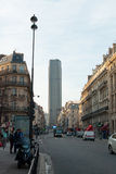 Montparnasse Tower Stock Photo