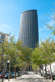 Montparnasse Tower Royalty Free Stock Photo