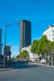 Montparnasse Tower Stock Images