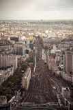 Montparnasse Train Station, Paris, France Stock Photo