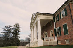 Montpelier Royalty Free Stock Photography