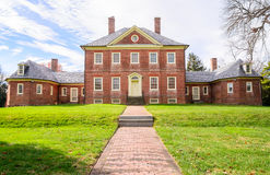 Montpelier Mansion Stock Images