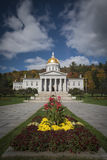 Montpelier Vermont's State Capitol Stock Images
