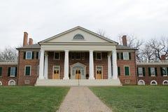 Montpelierhuis van Madison Royalty-vrije Stock Foto