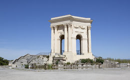 Montpellier Royalty-vrije Stock Afbeelding