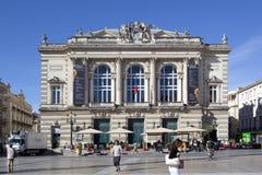 Montpellier Fotografia de Stock