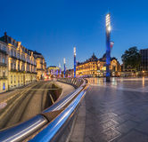 Montpellier Arkivbild