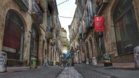 Montpellier Photographie stock libre de droits