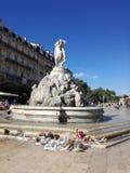 Montpellier Zdjęcie Royalty Free