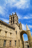 Montpellier Cathedral Royalty Free Stock Image