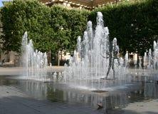 Montpellier Stock Photo
