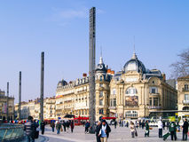 Montpellier, France Royalty Free Stock Images
