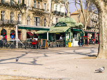 Montpellier, France Stock Images