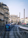 Montpellier, France Stock Photo