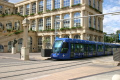 Montpellier Royalty Free Stock Photo